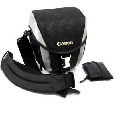 Canon EOS 700d 650d 600d 550d SLR Camera Case Zoom Pack Pouch Sling Shoulder Bag