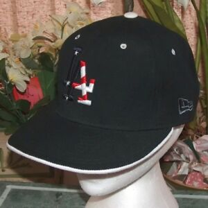 New Era 59 Fifty Cap LA Dodgers Stars Stripes