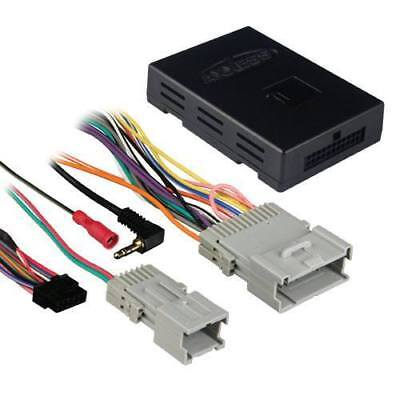 Gm Onstar System - Metra Axxess GMOS-04 Onstar Interface For Amplified GM Systems