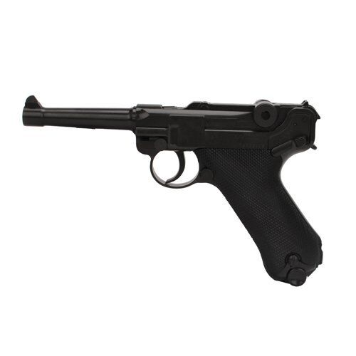 Legends Luger P.08 .177 Air Pistol with WW2 Inspired Design for Gun Collectors