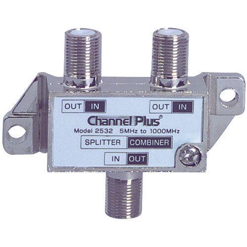 Channel Plus 2532 2-Way Splitter/Combiner