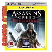 Assassins Creed Revelations PS3 New