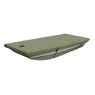 Classic Accessories 20-213-041401-00 Jon Boat Cover, Olive - 12Ft To 14Ft