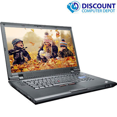 Refurbished Laptop Pc - Lenovo Thinkpad Laptop Computer Windows 10 PC 15.6