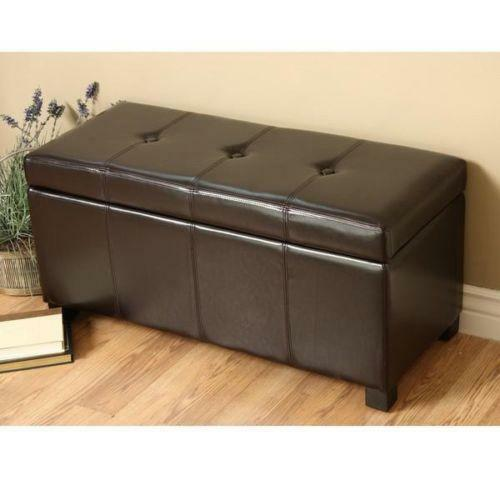 Leather Coffee Table Ebay