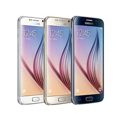 Samsung G920 Galaxy S6 32Gb Android Verizon Wireless 4G Lte Smartphone