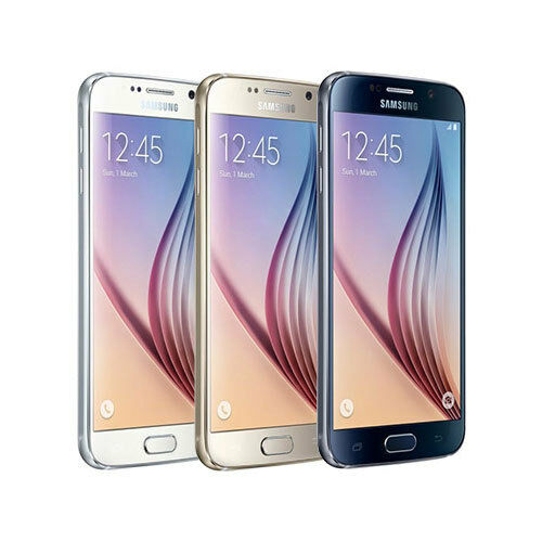 Android Phone - Samsung G920 Galaxy S6 32GB Android Verizon Wireless 4G LTE Smartphone