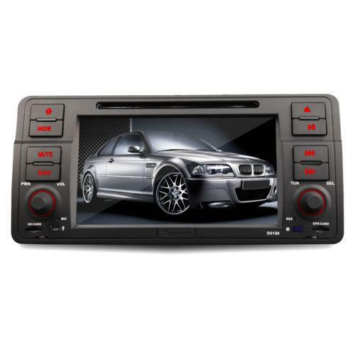 bmw e46 navigation dvd ebay. Black Bedroom Furniture Sets. Home Design Ideas