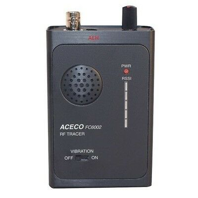 Bug Detector with Strength Meter anti spy tscm rf detector microphone frequency