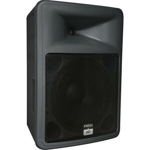 PR15 - Peavey PA system with Stand London Ontario image 1
