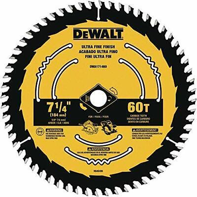Dewalt Dwa171460b10 7-14-inch 60-tooth Circular Saw Blade 10-pack