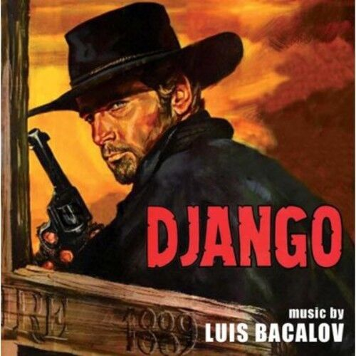 Luis Bacalov - Django [New CD] Italy - Import