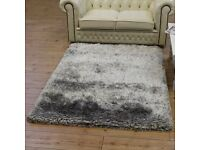 X2 Brand New Shaggy Rugs- £95