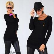 Pullover Schleife