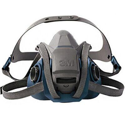 3M 6502QL Mittel Hälfte Gesichtsschutz Wiederverwendbar