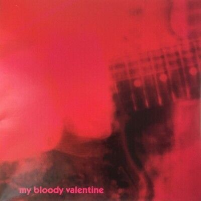 MY BLOODY VALENTINE Loveless LP NEW VINYL reissue Creation