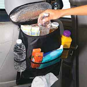 Car organizer  with cooler