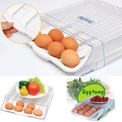 Vintage egg tray for refrigerator plastic - Refrigerator Egg Tray Ebay