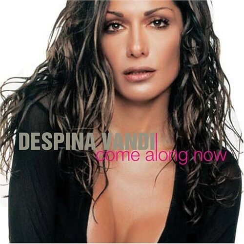 Despina Vandi - Come Along Now [new Cd] Canada - Import