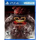 Street Fighter V Arcade Video Games