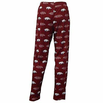 Arkansas Razorbacks Lounge Pajama Men's Knit Pant Knit Pant Casual Pants