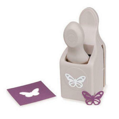 Craft Paper Punch Butterfly