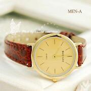 Super Thin Watch