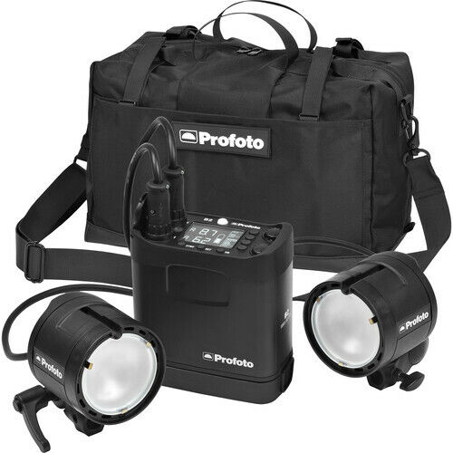 NEW!!! Profoto B2 250 Air TTL Location Kit with 2 Batteries!