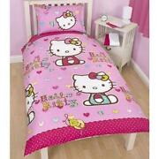 Hello Kitty Sheets
