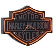 Harley Davidson Motorcycle Clock