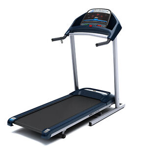 Merit Fitness 715T Plus Treadmill with Manual Incline