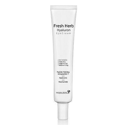 NATURAL PACIFIC Fresh Herb hyaluron Eyecream 30mlX1 Whitening Anti Wrinkle Cream