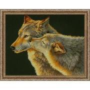 Wolf Cross Stitch