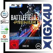 Battlefield 3 Premium Key