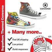 Converse All Star Comic
