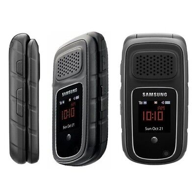 New Samsung Rugby III SGH-A997 AT&T GSM Unlocked 3G Cellular Flip Phone-GPS