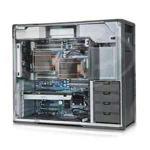 HP Workstation  Z820  2x Xeon E5-2660 2X 8 core 2.20GHz 32GB/256GB SSD/Blu-ray DVDRW/Quadro 410