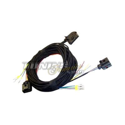 Adapter Cable Loom Alwr Regulation Retrofitting Set for Audi Tt 8N