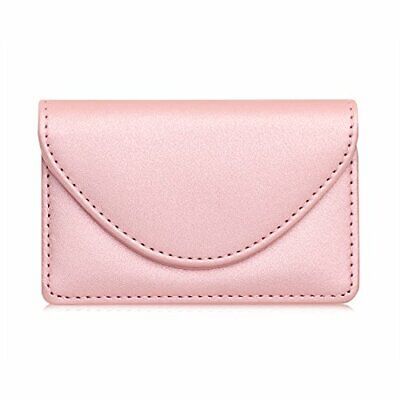 Fyy Handmade Premium Pu Leather Business Name Card Case Universal Card Holder W