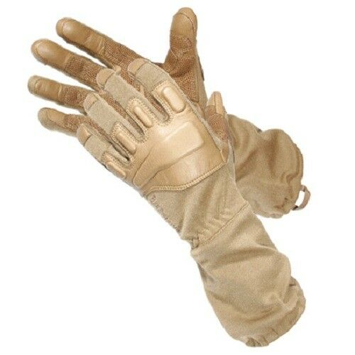 Blackhawk Fury Gloves W/Nomex 8093XLCT XL Tan Tactical Authentic Blackhawk