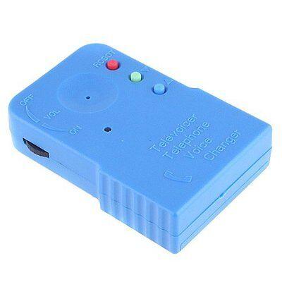 Mini Wireless 8 Multi Voice Changer Microphone Disguiser Z2N5