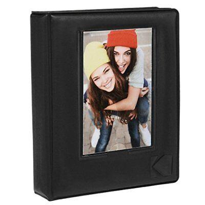 2x3 Photo Album (Kodak 64-Pocket Sleek Photo Album w/Photo Window Cover For 2x3 Photo)