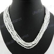 Large Long Bead Necklace