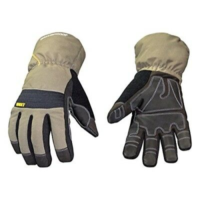 Youngstown Glove 11-3460-60-l Waterproof Winter Xt 200 Gram Thinsulate Waterproo