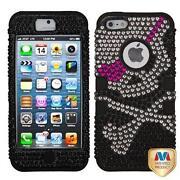 iPhone 5 Case Skull