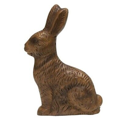 New Easter Faux CHOCOLATE BUNNY Rabbit Resin Decoration 8