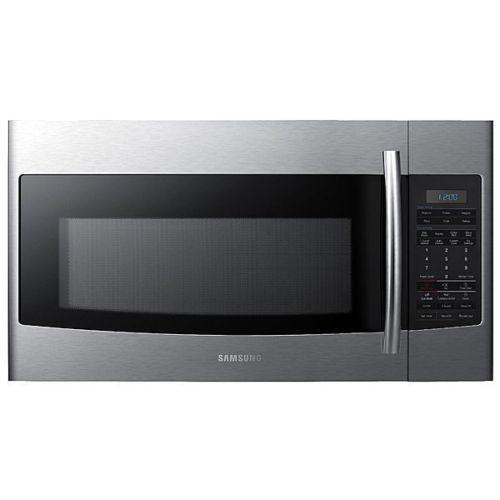Over The Range Microwave Stainless Ebay