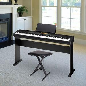 Almost new CASIO piano for sale