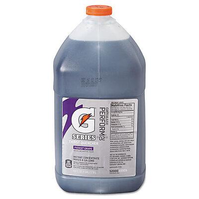 Gatorade Liquid Concentrate Fierce Grape One Gallon Jug 4/Carton 33305