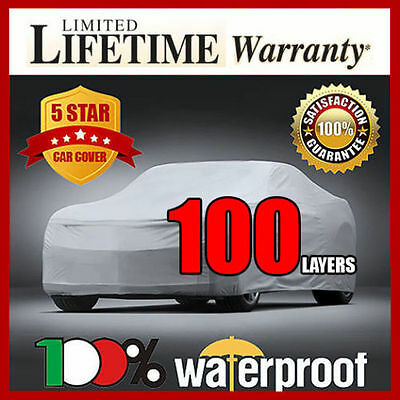 Mini Cooper Convertible 2005-2013 CAR COVER - 100% Waterproof 100% Breathable